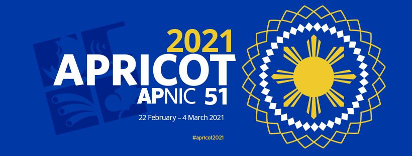 APRICOT 2021